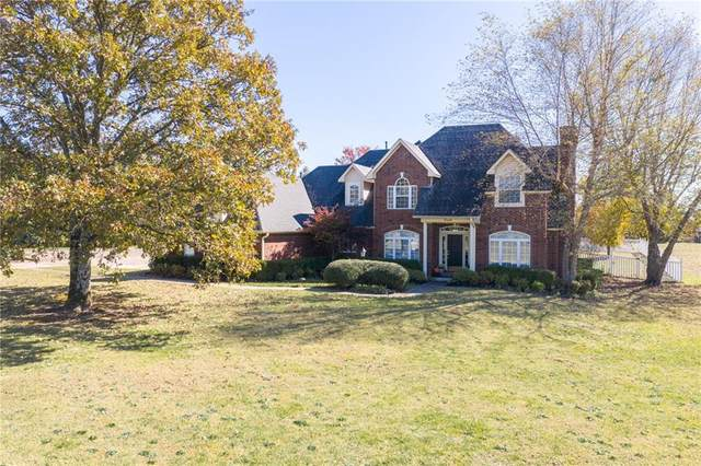 6300 E Rye Hill Road, Fort Smith, AR 72916 (MLS #1040295) :: Fort Smith Real Estate Company