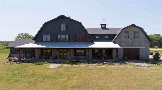 17339 Mcdonald Road, Spiro, OK 74959 (MLS #1041823) :: Fort Smith Real Estate Company