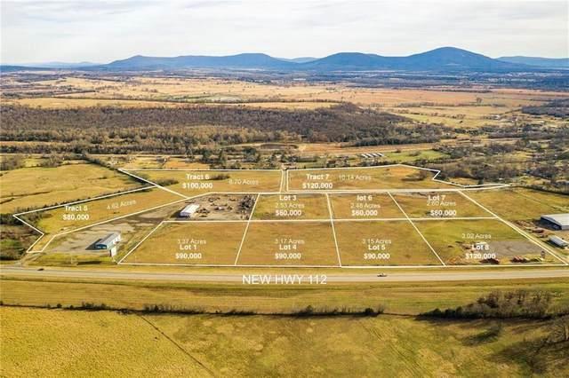 TBD Lot 6, Cameron, OK 74932 (MLS #1042208) :: PMI Heritage Real Estate Group