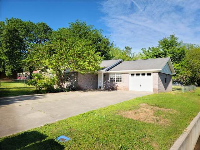 410 9th Street, Ozark, AR 72949 (MLS #1044572) :: Fort Smith Real Estate Company