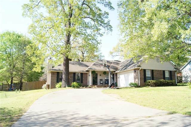1331 Westridge Drive, Greenwood, AR 72936 (MLS #1044583) :: Fort Smith Real Estate Company