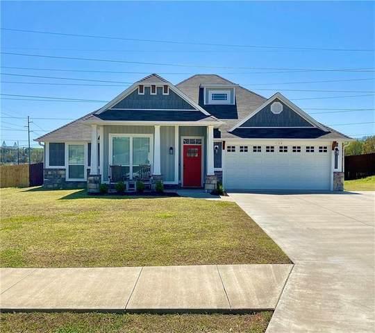1150 Shanna Drive, Van Buren, AR 72956 (MLS #1045964) :: Fort Smith Real Estate Company