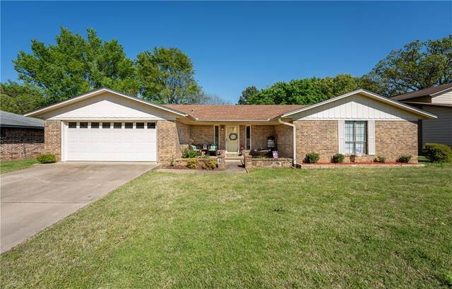 600 Woodland Hills Boulevard, Roland, OK 74954 (MLS #1046130) :: Fort Smith Real Estate Company