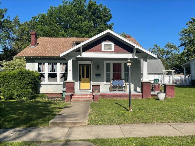 210 May Avenue, Fort Smith, AR 72901 (MLS #1046512) :: Fort Smith Real Estate Company