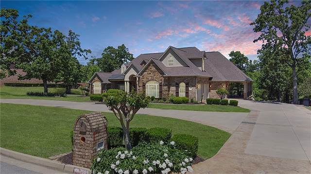 7009 Highland Park Drive, Fort Smith, AR 72916 (MLS #1032419) :: Hometown Home & Ranch