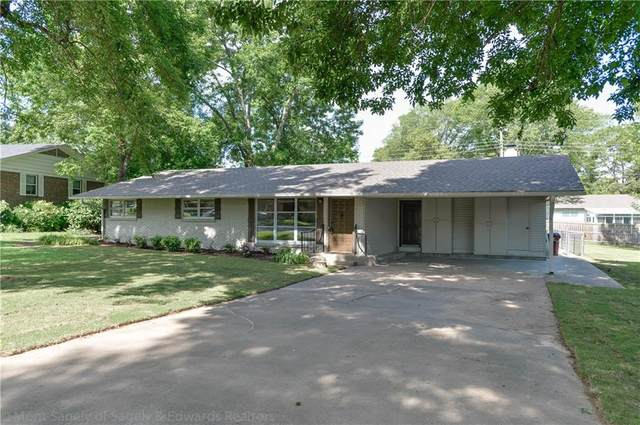 924 S 67Th Lane, Fort Smith, AR 72903 (MLS #1033225) :: Hometown Home & Ranch