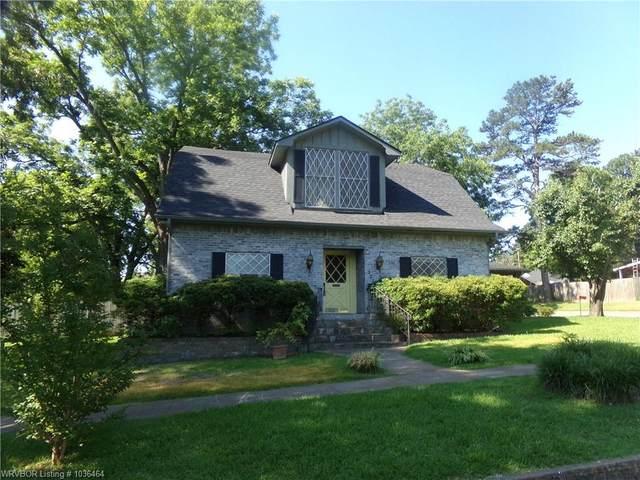 307 W Avenue D, Heavener, OK 74937 (MLS #1036464) :: PMI Heritage Real Estate Group