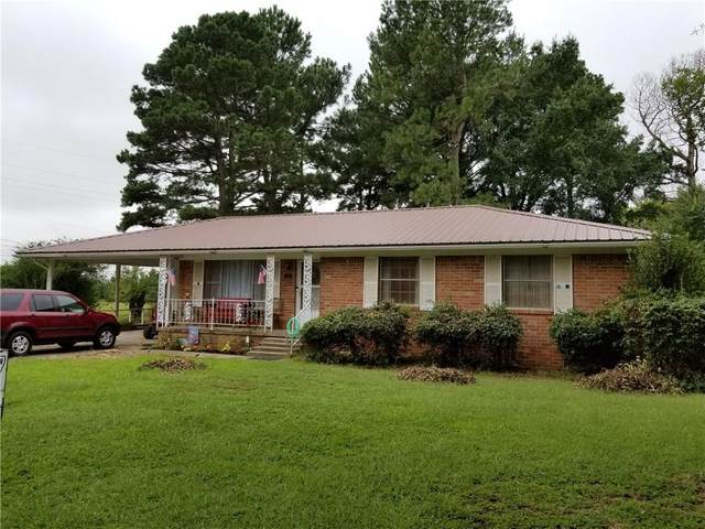 10 Riviera Circle, Booneville, AR 72927 (MLS #1037965) :: Hometown Home & Ranch