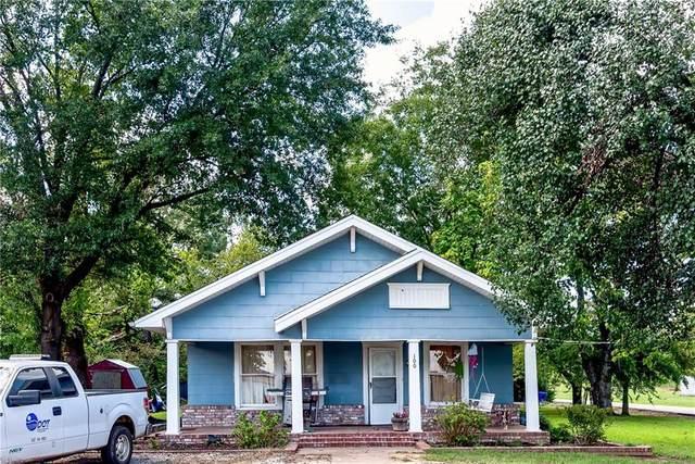 100 Baker Street, Muldrow, OK 74948 (MLS #1037968) :: Hometown Home & Ranch