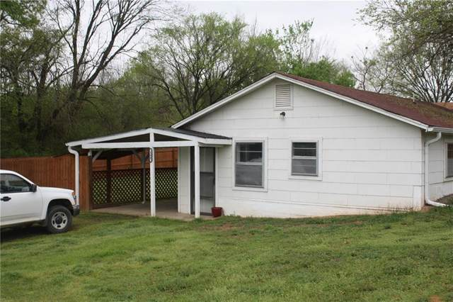 160 Private 2264 Road, Hartman, AR 72840 (MLS #1044737) :: Fort Smith Real Estate Company