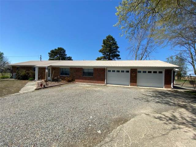 15193 Us Highway 59, Keota, OK 74941 (MLS #1045839) :: Fort Smith Real Estate Company