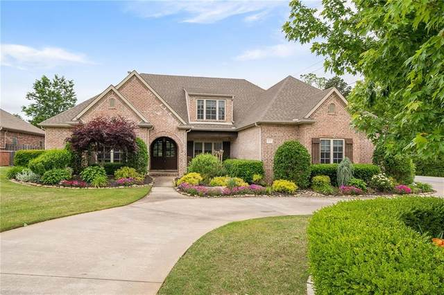 2000 Euper Court, Fort Smith, AR 72903 (MLS #1046257) :: Fort Smith Real Estate Company