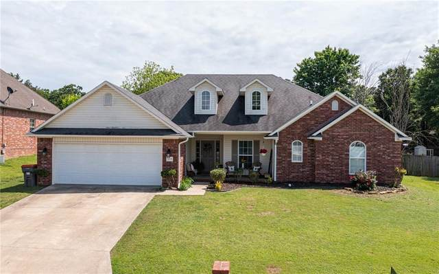 3215 Osprey Drive, Greenwood, AR 72936 (MLS #1046591) :: Fort Smith Real Estate Company