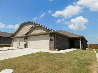 9009 Sandra Way, Fort Smith, AR 72916 (MLS #1032748) :: Hometown Home & Ranch