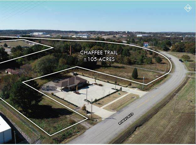11316 Roberts Boulevard, Fort Smith, AR 72917 (MLS #1038117) :: Fort Smith Real Estate Company
