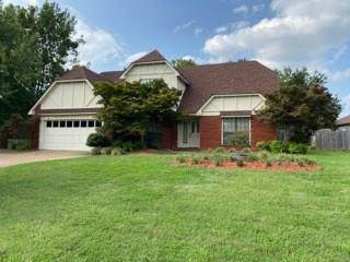 2405 Brigadoon Drive, Fort Smith, AR 72908 (MLS #1038181) :: Hometown Home & Ranch