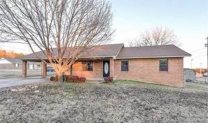 200 S Jeff Lane, Roland, OK 74954 (MLS #1043971) :: Fort Smith Real Estate Company