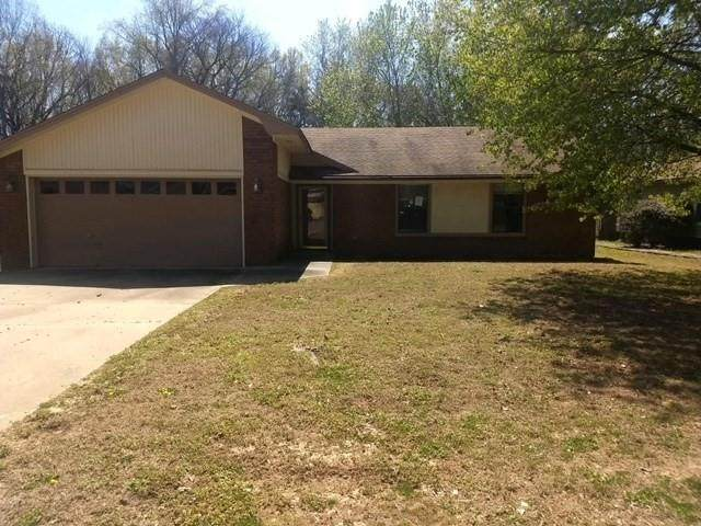 621 Ray Lane Circle, Alma, AR 72921 (MLS #1045885) :: Fort Smith Real Estate Company