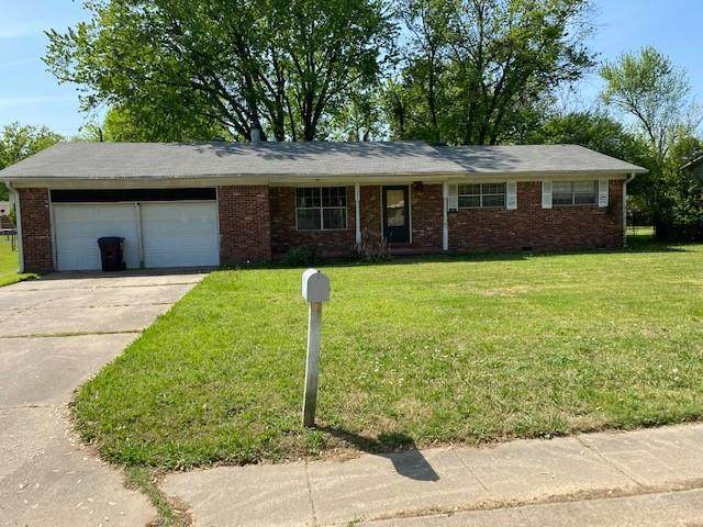 8018 Hermitage Drive, Fort Smith, AR 72908 (MLS #1046041) :: Fort Smith Real Estate Company