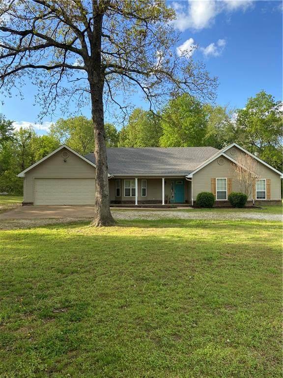 468325 E 1112 Road, Gans, OK 74936 (MLS #1046149) :: Fort Smith Real Estate Company