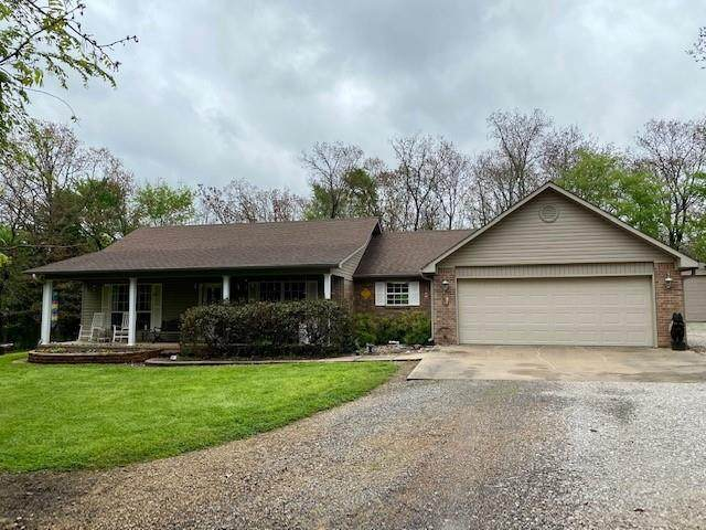 101201 S 4612 Road, Sallisaw, OK 74955 (MLS #1046456) :: Fort Smith Real Estate Company