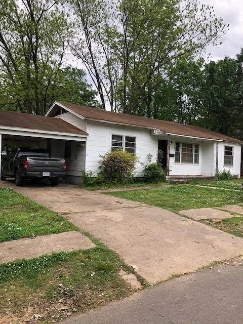 409 N 15th Street, Van Buren, AR 72956 (MLS #1046589) :: Fort Smith Real Estate Company