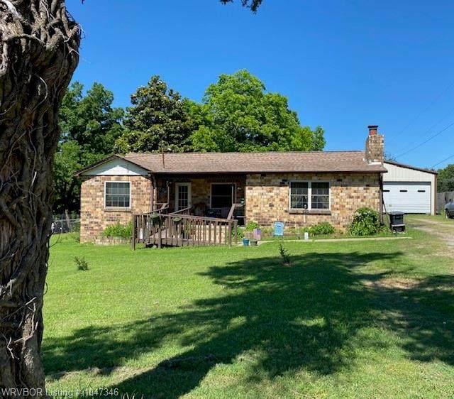 3331 N Highway 59, Van Buren, AR 72956 (MLS #1047346) :: PMI Heritage Real Estate Group