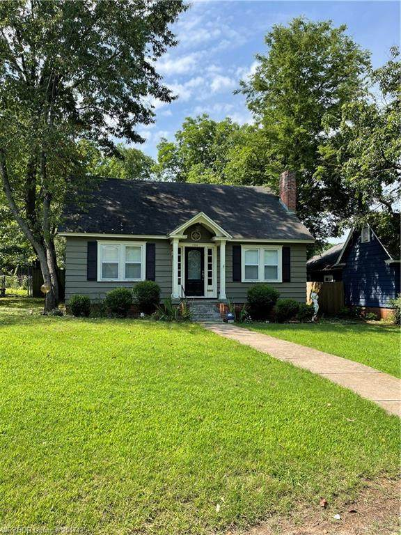 2304 N Street, Fort Smith, AR 72901 (MLS #1047425) :: PMI Heritage Real Estate Group