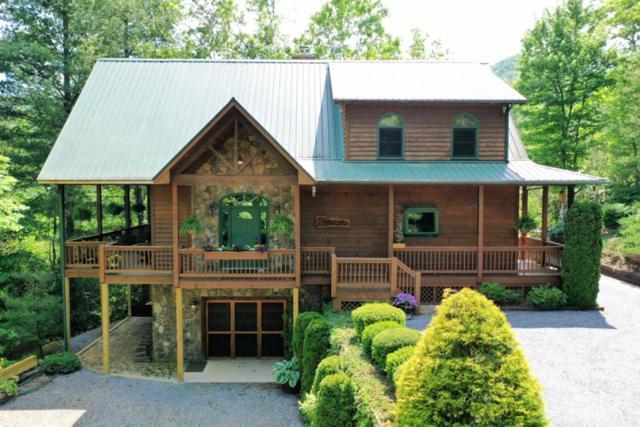 160 Timber Creek Cir, Sylva, NC 28779 (#26019755) :: Exit Realty Vistas