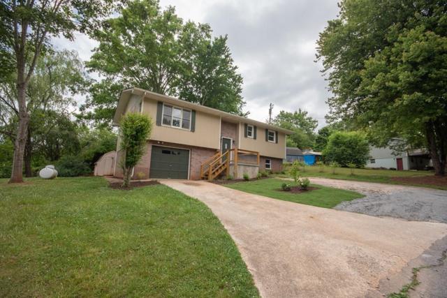 41 Oakwood Drive, Franklin, NC 28734 (MLS #26019929) :: Old Town Brokers