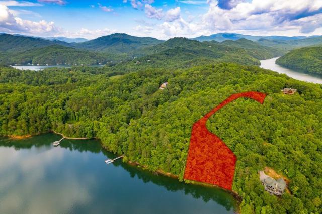 Lot 8-1 Lakes End, Bryson City, NC 28713 (#26020290) :: High Vistas Realty