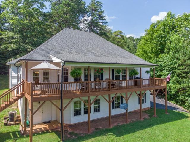 97 Country Walk, Franklin, NC 28734 (MLS #26020440) :: Old Town Brokers