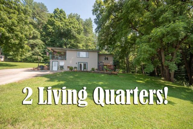 11 Sam Mcclure Road, Franklin, NC 28734 (MLS #26020478) :: Old Town Brokers