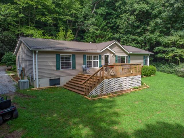 1064 Hannah Mountain Rd, Otto, NC 28763 (MLS #26020545) :: Old Town Brokers