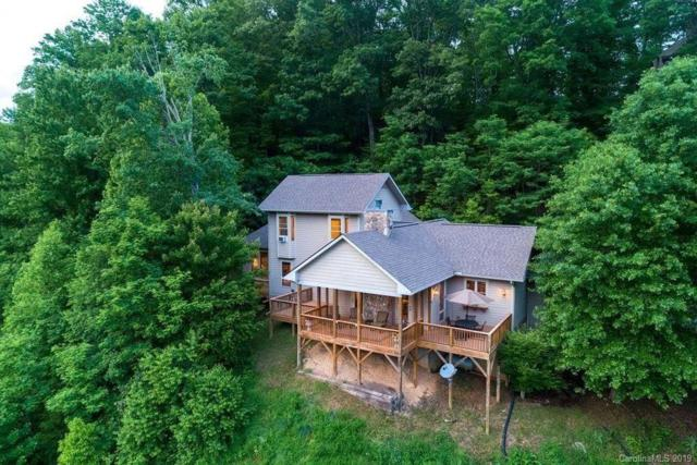 459 Mountain View Terrace, Whittier, NC 28789 (MLS #26020577) :: Old Town Brokers