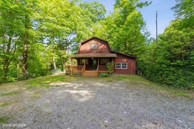 244 Grindstone Knob Rd, Whittier, NC 28789 (#26020794) :: High Vistas Realty