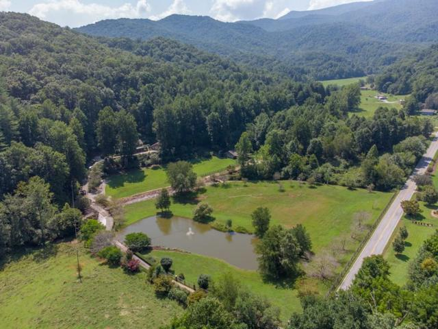 2472 W Old Murphy Road, Franklin, NC 28734 (MLS #26020858) :: Old Town Brokers