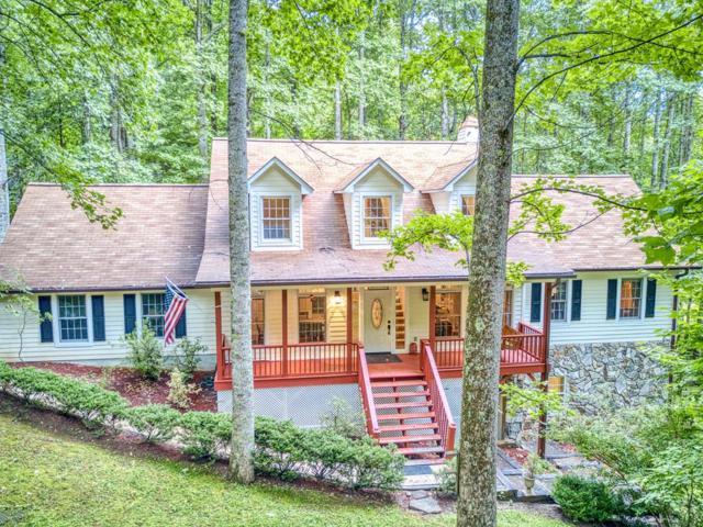 114 Banjo Hollow Ln, Waynesville, NC 28786 (MLS #26020870) :: Old Town Brokers