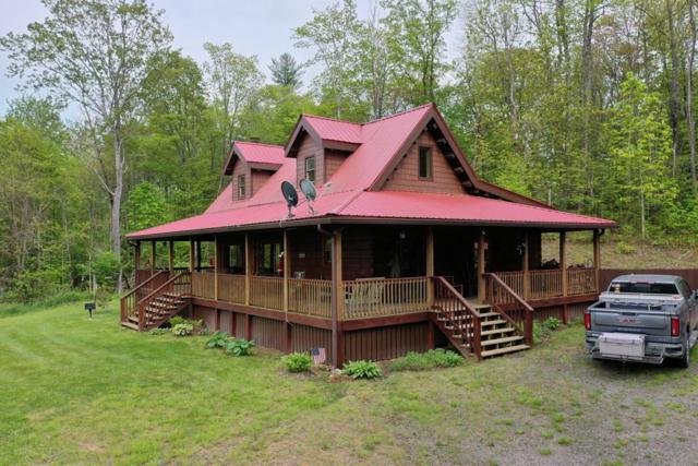 786 Sunday Branch Rd, Robbinsville, NC 28771 (MLS #26020890) :: Old Town Brokers