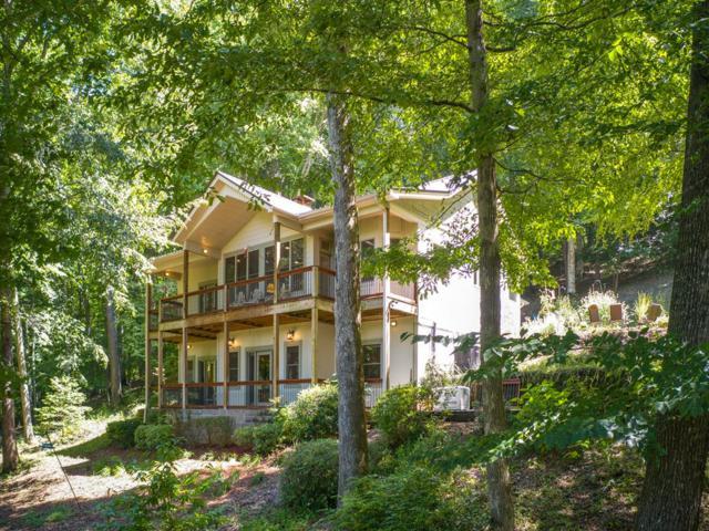 355 Blaine Mountain Estates Road, Franklin, NC 28734 (#26020927) :: High Vistas Realty
