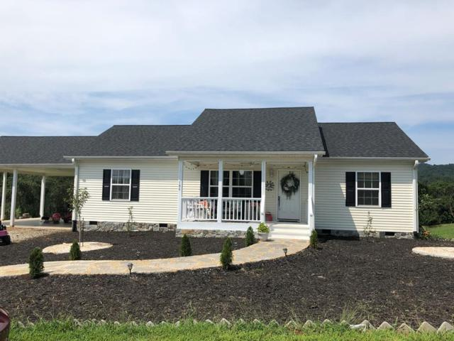 194 Clear Sky Dr, Franklin, NC 28734 (MLS #26020983) :: Old Town Brokers