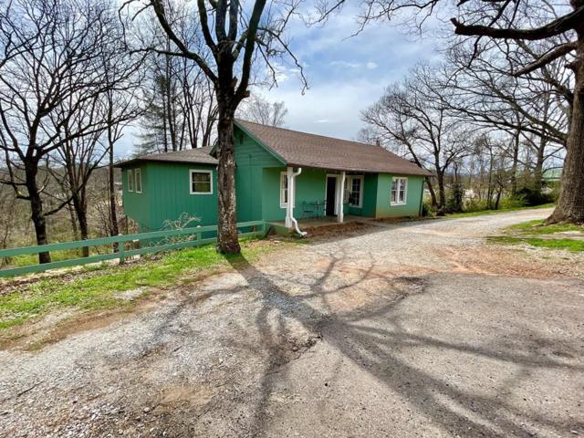 155 Siler Road, Franklin, NC 28734 (MLS #26021002) :: Old Town Brokers