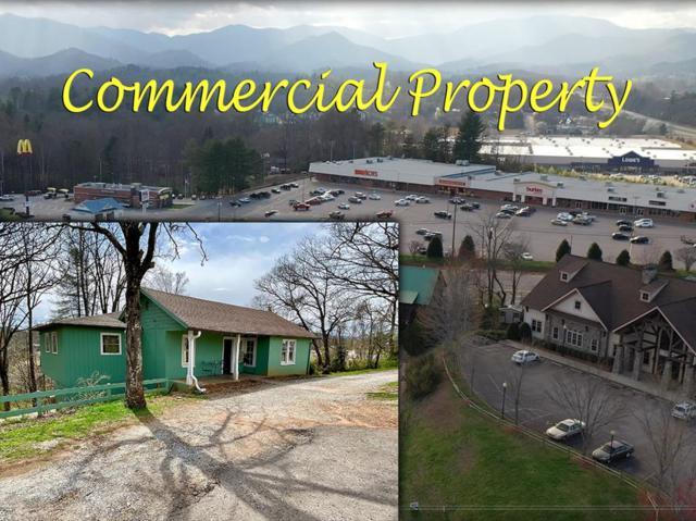 155 Siler Road, Franklin, NC 28734 (MLS #26021003) :: Old Town Brokers