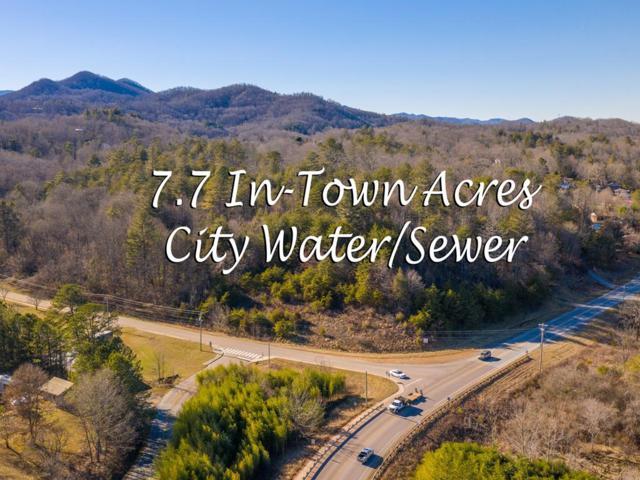530 Iotla Street, Franklin, NC 28734 (MLS #26021004) :: Old Town Brokers