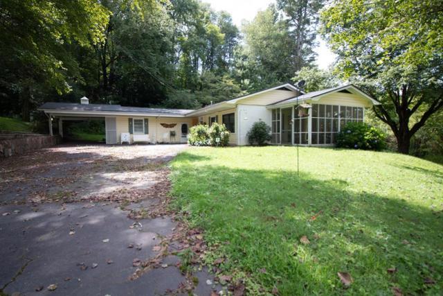 206 Crawford Cove, Sylva, NC 28779 (MLS #26021012) :: Old Town Brokers