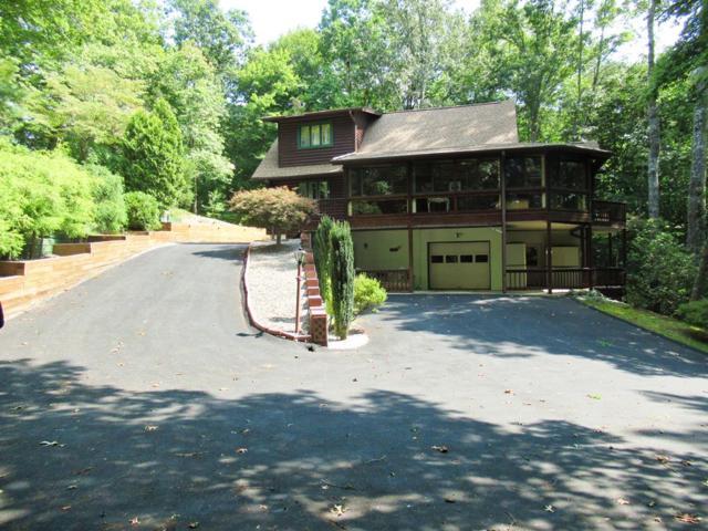 196 Parker Farm Rd, Franklin, NC 28734 (MLS #26021039) :: Old Town Brokers