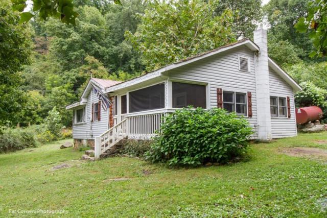 863 Buff Creek Road, Sylva, NC 28779 (MLS #26021075) :: Old Town Brokers
