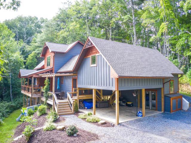128 Flagstone Ridge, Waynesville, NC 28785 (MLS #26021076) :: Old Town Brokers