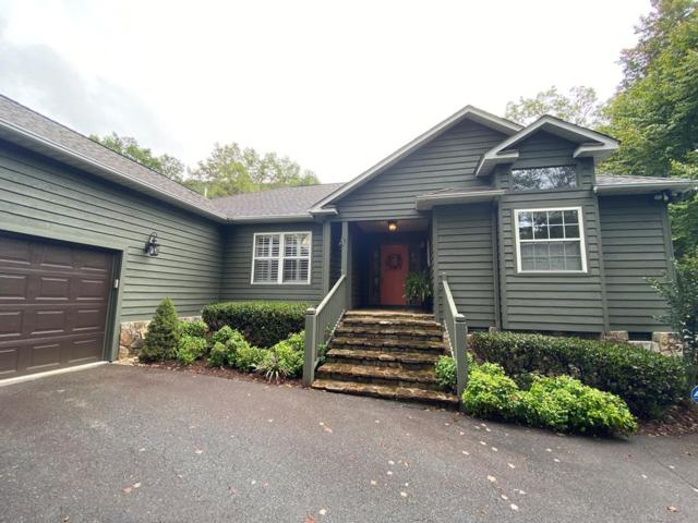 175 Eagle Ridge Circle, Whittier, NC 28789 (MLS #26021093) :: Old Town Brokers