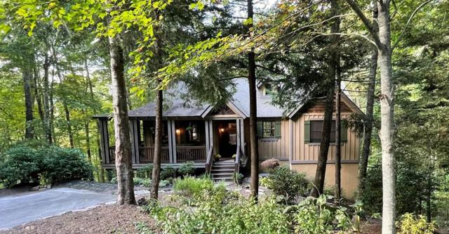 126 Mossycup Court, Tuckasegee, NC 28783 (#26021209) :: High Vistas Realty